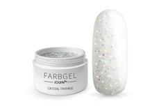 Jolifin Farbgel crystal twinkle 5ml