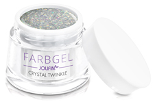 Jolifin Farbgel crystal twinkle 5ml