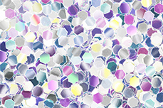 Jolifin Mirror Glitter - Pailletten groß