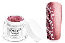 Jolifin Farbgel rosy marble 5ml