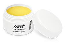 Jolifin Acryl Farbpulver - sunshine glam 5g