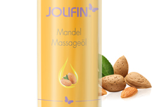 Jolifin Mandel Massageöl 30ml
