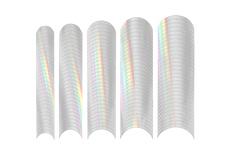 Jolifin Chrome natural French Sticker silber