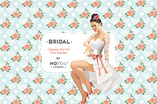 MoYou-London Schablone Bridal Collection 07