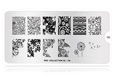 MoYou-London Schablone Pro XL Collection 06