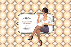 MoYou-London Schablone Pro Collection 10