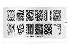 MoYou-London Schablone Pro XL Collection 03