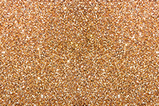 Jolifin Sugar Glitter - copper