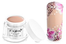 Jolifin Farbgel nude make-up 5ml