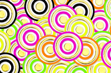 Jolifin Neon Sticker 29