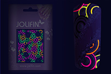 Jolifin Neon Sticker 29
