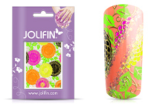 Jolifin Neon Sticker 30