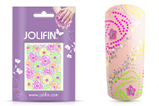 Jolifin Neon Sticker 33
