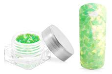 Jolifin Diamond Glitter clear grün