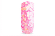 Jolifin Diamond Glitter clear pink