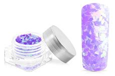 Jolifin Diamond Glitter clear flieder