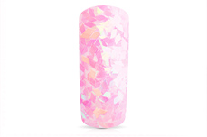 Jolifin Diamond Glitter clear rosa