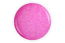 Jolifin Farbgel neon-babypink Glitter 5ml