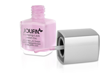 Jolifin Stamping-Lack - pastell-lilac 12ml