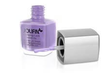 Jolifin Stamping-Lack - pastell-lila 12ml