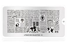 MoYou-London Schablone Literature Collection 01