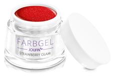 Jolifin Farbgel strawberry glam 5ml