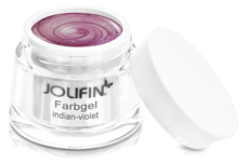 Jolifin Farbgel indian-violet 5ml