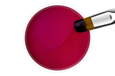 Jolifin Glasgel raspberry 5ml