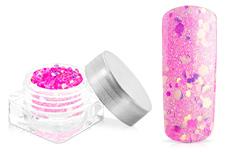 Jolifin Illusion Glitter V baby-pink