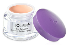 Jolifin Special Edition 4plus Make-up Cover Gel peach 15ml