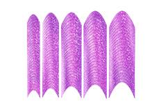 Jolifin Glitter French purple
