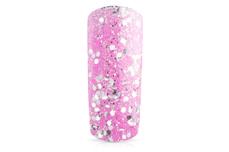 Jolifin Illusion Glitter VI pastell-pink