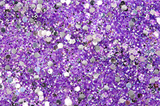 Jolifin Illusion Glitter VI pastell-purple