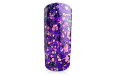 Jolifin Illusion Glitter VII purple galaxy