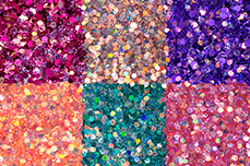 Jolifin Illusion Glitter VII Set