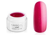 Jolifin Farbgel raspberry Glimmer 5ml