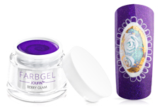 Jolifin Farbgel berry glam 5ml