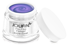 Jolifin Flip-Flop Farbgel purple-ocean 5ml