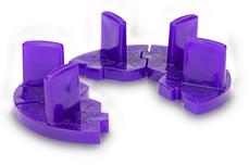 Jolifin Tip-Station purple