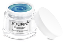Jolifin Farbgel mysterious blue 5ml