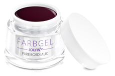 Jolifin Farbgel pure-bordeaux 5ml