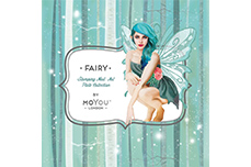 MoYou-London Schablone Fairytale Collection 09