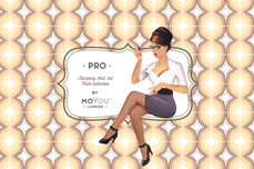 MoYou-London Schablone Pro XL Collection 19