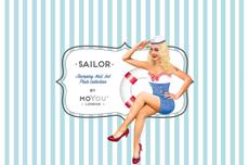 MoYou-London Schablone Sailor Collection 04