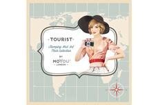 MoYou-London Schablone Tourist Collection 18