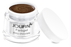 Jolifin Farbgel shiny chocolate 5ml