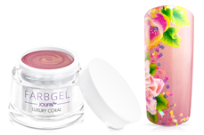 Jolifin Farbgel luxury coral 5ml