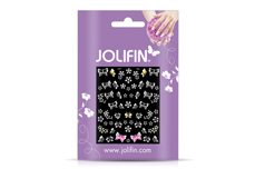 Jolifin Nailart Wedding Sticker Nr. 35