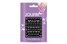 Jolifin Nailart Wedding Sticker Nr. 39