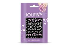 Jolifin Nailart Wedding Sticker Nr. 40